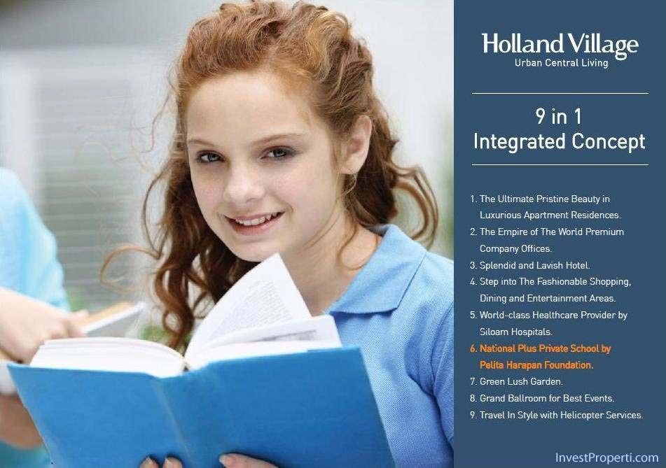 Holland Village Apartemen brosur-15