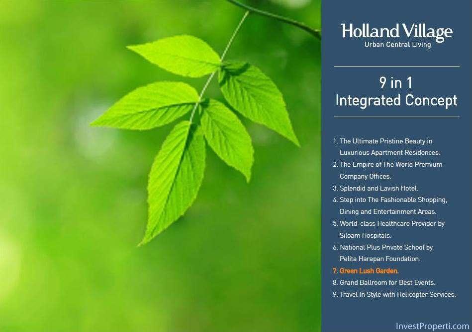 Holland Village Apartemen brosur-16