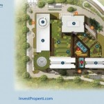 Site Plan Apartemen Holland Village Cempaka Putih