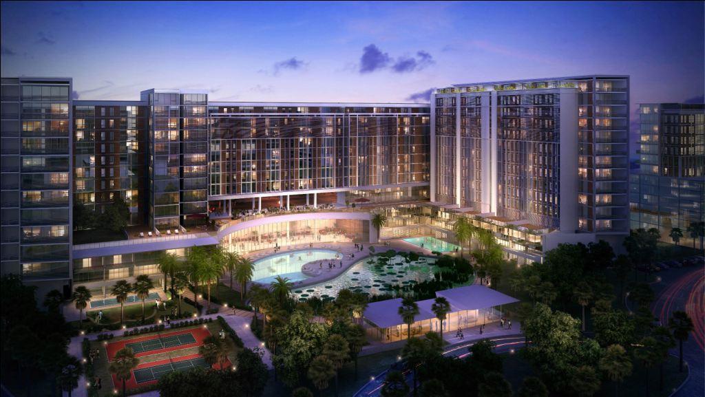 apartemen paradise mansion taman surya cengkareng