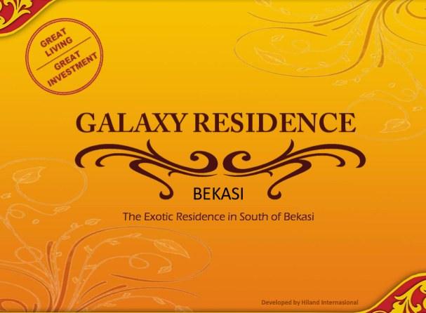 galaxy residence bekasi