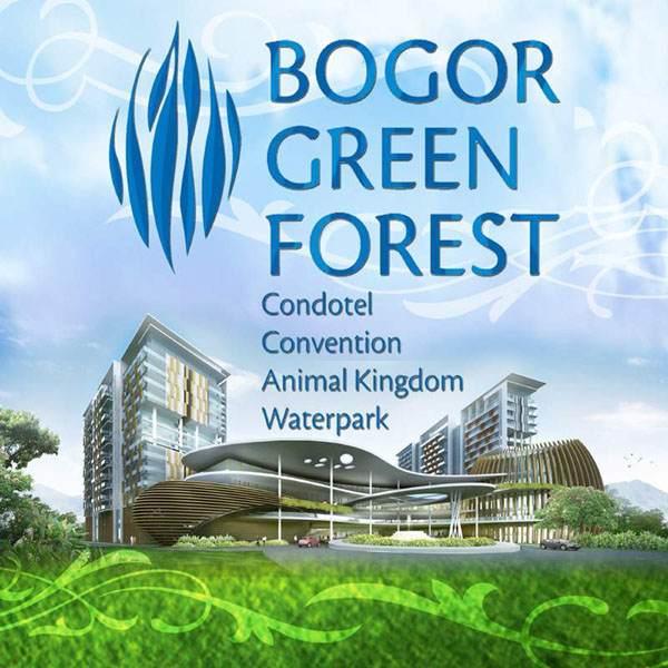 Brosur Condotel Bogor Green Forest