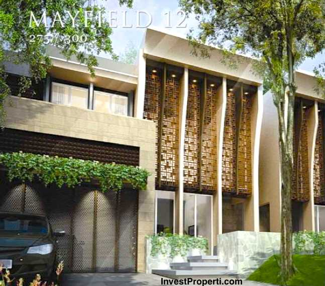 Cluster Mayfield 12 Greenwich Park BSD City