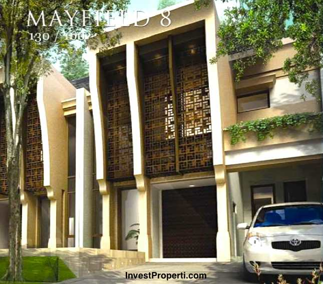 Cluster Mayfield 8 Greenwich Park BSD City