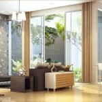 Living Room Design Cluster Mayfield 12 Greenwich Park BSD City