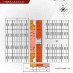 Floorplan lt17-38 Apartemen Paddington Heights Alam Sutera