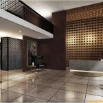 Lobby Apartemen Paddington Heights