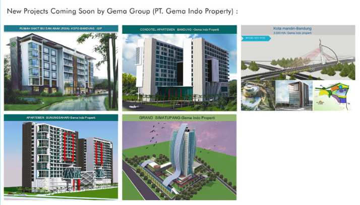 Proyek Baru Gema Indo Property