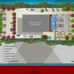 Site Plan Grand Pancoran