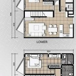 Tipe Unit 3br Loft Apartemen Paddington Heights