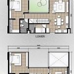 Tipe Unit 3br Loft Plus Apartemen Paddington Heights