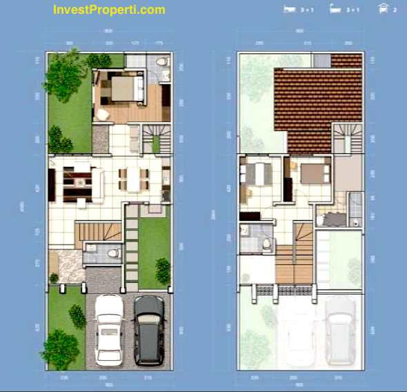 Unit Plan Cluster Mayfield 8 Greenwich Park BSD City
