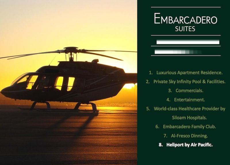 Brosur Embarcadero Suites Apartemen Bintaro 9 hal 15