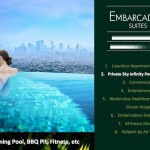 Brosur Embarcadero Suites Apartemen Bintaro 9 hal 8