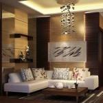 Living Room Design De-Papilio Tamansari Surabaya