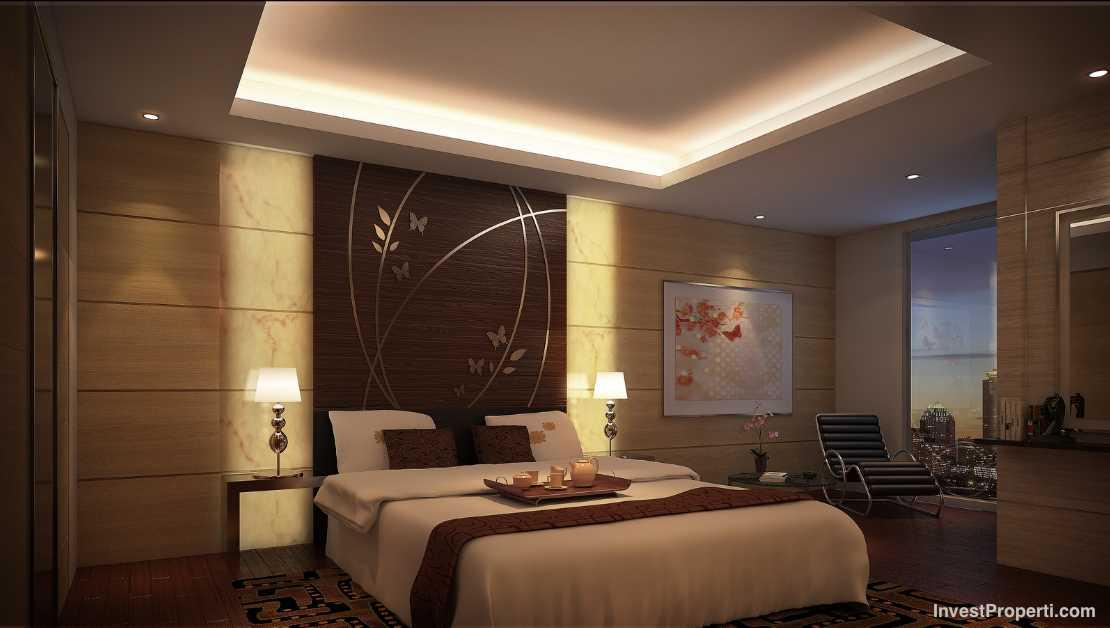 Apartemen city light dan condotel apartemen baru di for Design interior surabaya