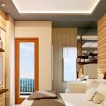 interior design 2br apartment easton park serpong