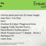 Private Sky Embarcadero Bintaro