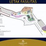 Site Plan Apartemen Easton Park Serpong