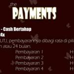 Term Payment De-Papilio Tamansari Surabaya