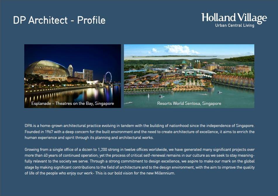 Holland Village Apartment Brosur 29