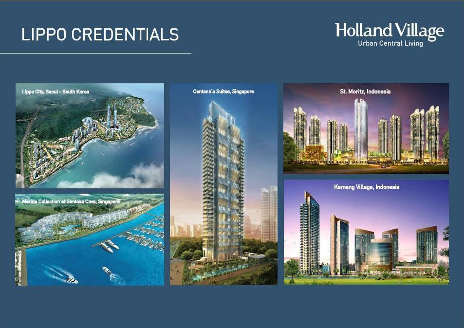 Holland Village Apartment Brosur 32