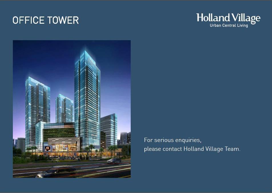 Holland Village Apartment Brosur 41