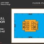 1 Floor Plan Holland Village Office