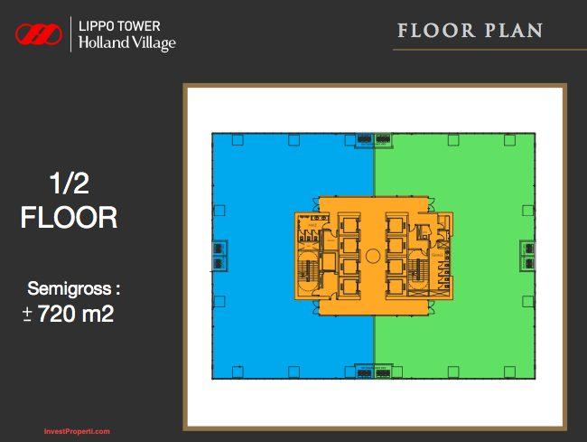 12 Floor Plan Holland Village Office