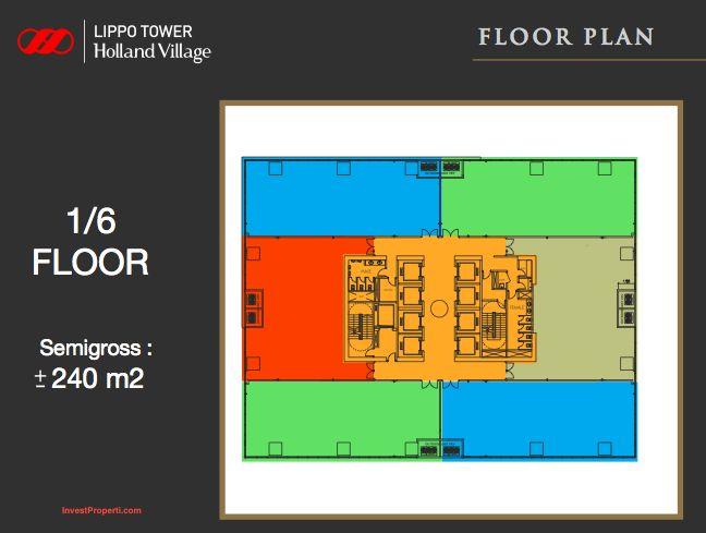 16 Floor Plan Holland Village Office