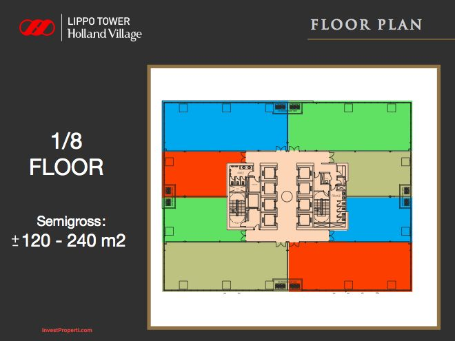 18 Floor Plan Holland Village Office