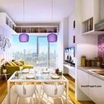 Interior Design 2BR Apartment Casa de Parco Bsd