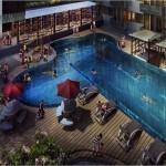 Pool Apartemen Bintaro Icon