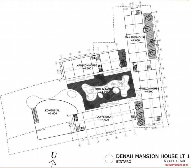 Siteplan Mansion House Bintaro Icon