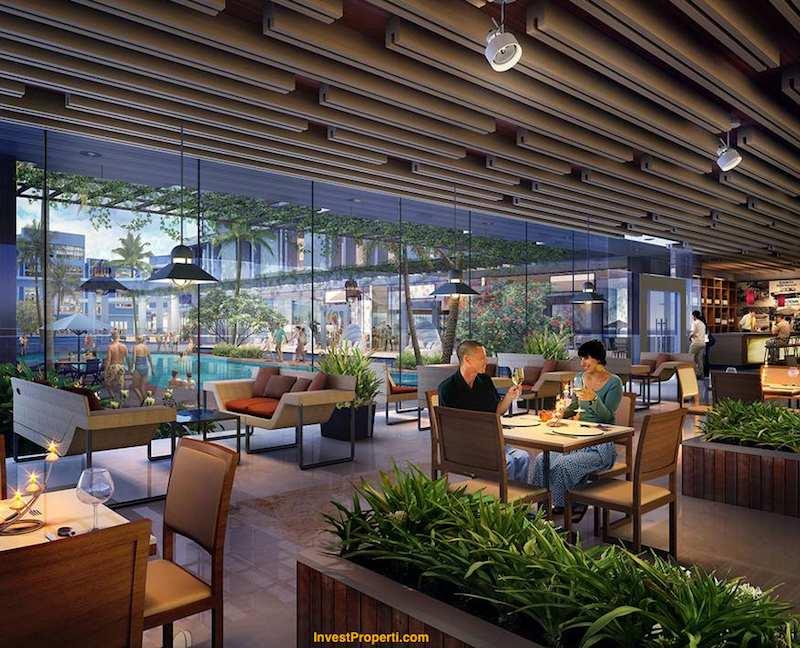 Walk Cafe Apartemen Bintaro Icon