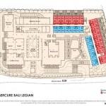 Floor Plan Mercure Legian Bali Condotel Lantai 1