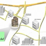 Map Apartemen Grand Eschol Karawaci