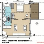 Executive Suite with Balcony Room Mercure Legian Condotel