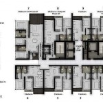 Lexington Floor Plan Extended Balcony