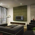 Living Room Apartment Design