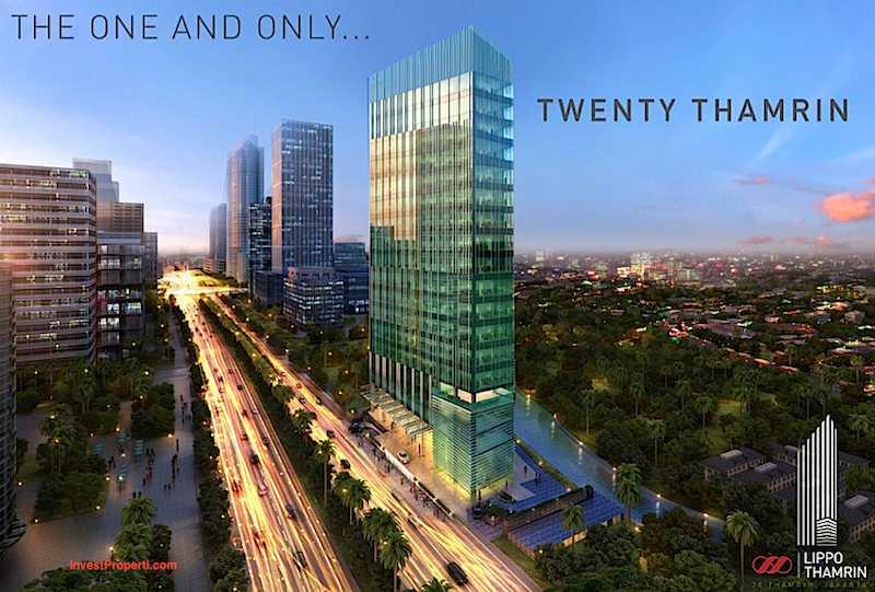 Twenty Thamrin - Lippo Thamrin Office