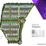 Siteplan Vitis Estate