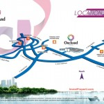 Orchard Park Batam Map