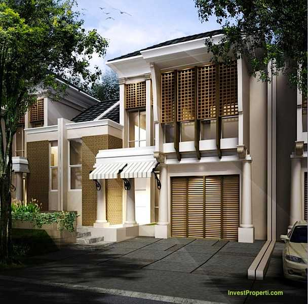 Design Rumah Sheffield 10 Greenwich Park BSD City