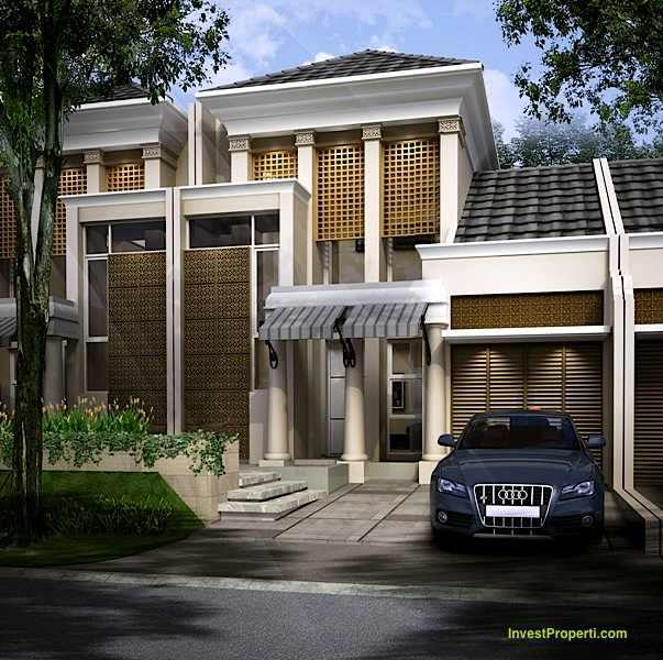 Design Rumah Sheffield 9 Greenwich Park BSD City