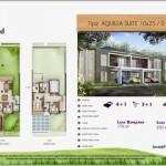 Tipe Aquilla Suite Cluster Citrus Orchard Park Batam