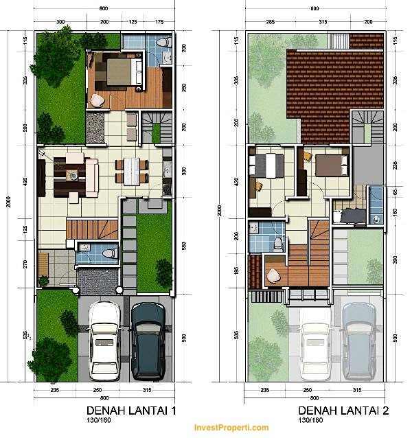 Unit Plan Sheffield 8 Greenwich Park BSD City