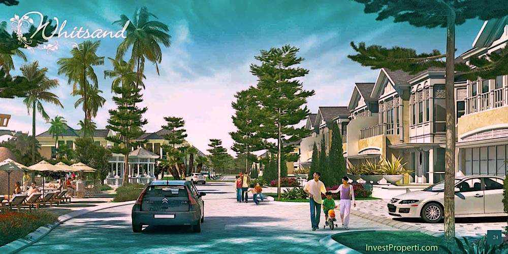 Cluster Whitsand Greenwich Park BSD City