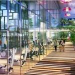Fitness Gym Apartemen Casa de Parco
