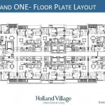 Floor Plan Holland Village Apartment Tower 1
